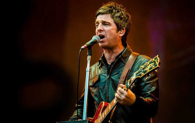 Noel Gallagher. CREDIT: Mauricio Santana/Getty Images