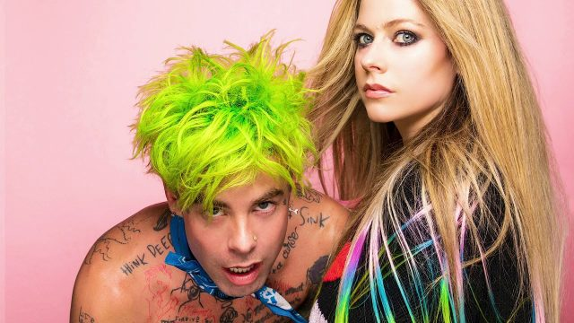"""""""Flames"""", MOD SUN feat. Avril Lavigne"""