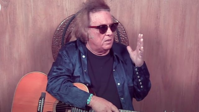 Don McLean, screengrab from Greatest Music of All Time