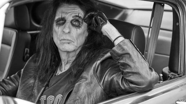 """Social Debris"", Alice Cooper"