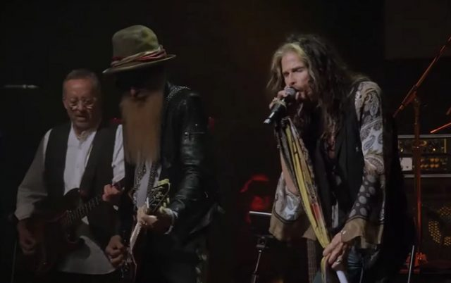 """Rattlesnake Shake"", Mick Fleetwood and Friends"