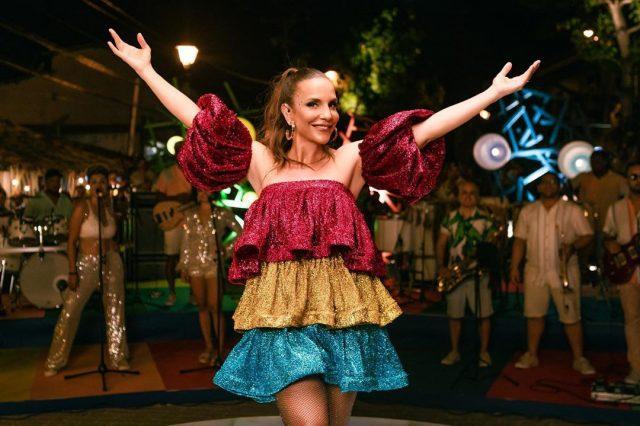 Lives de Carnaval 2021 - Ivete Sangalo -(Foto: Divulgação)