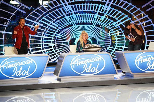'American Idol' Season 19 judges: Lionel Richie, Katy Perry, and Luke Bryan (ABC)