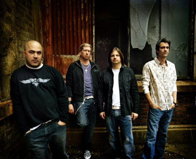 """""""It's Been Awhile"""", Staind"""