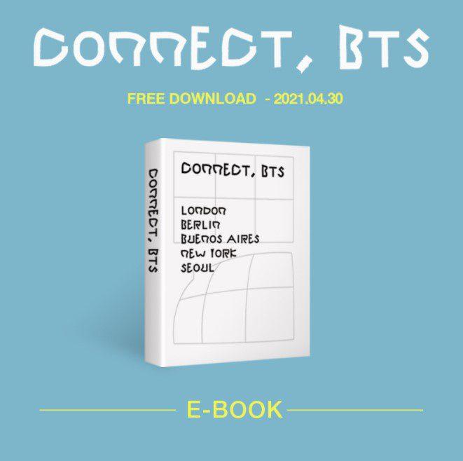 livro do BTS