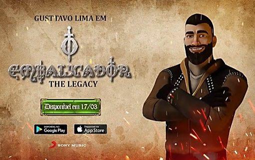 Gusttavo Lima e Sony Music Brasil lançam jogo de plataforma do artista