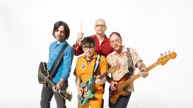 Weezer – Ok Human Live