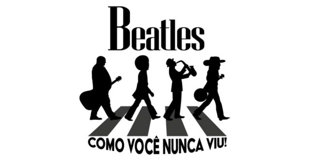Beatles Como Você Nunca Viu!