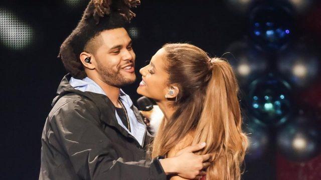 The Weeknd e Ariana Grande