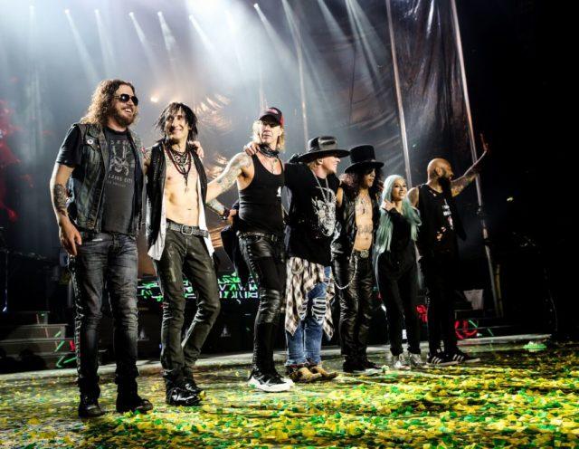 Guns N' Roses em Brasília