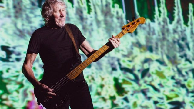 """The Bravery Of Being Out Of Range"", Roger Waters Foto: Diego Castanho"