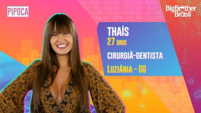 Thaís BBB21